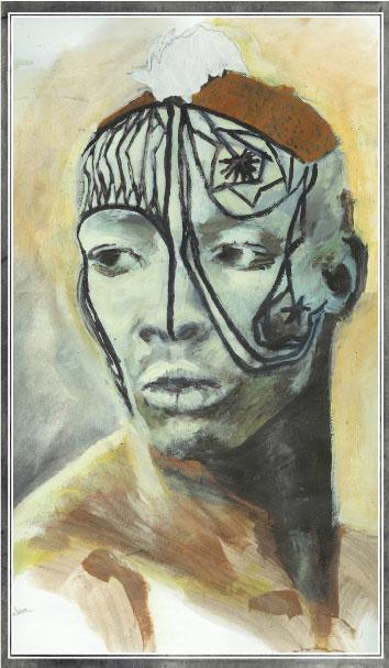 Discovered Again: Nuba Tribal Decoration