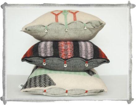 Sneak Peek: knit cushions and throws