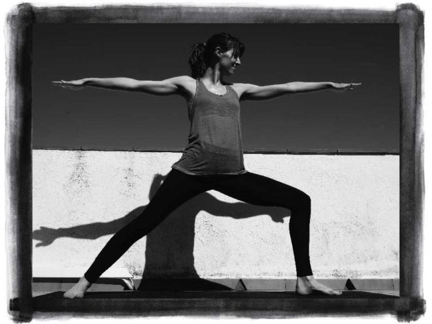 Yoga Now: Knitwear Designer & Yoga Teacher