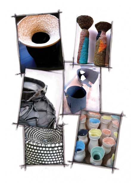 Research: London Design Festival 2014 – Sculptural Vessels