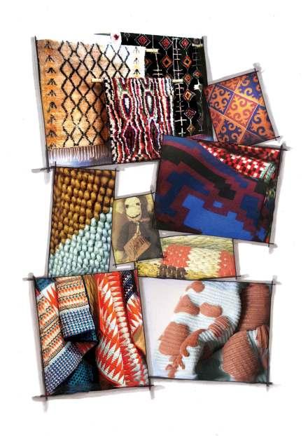 Research: London Design Festival 2014 – Textiles