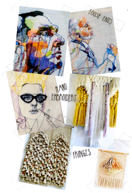 Loving Now: Fringes & Loose Ends