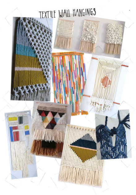 Loving Now: Textile Wall Hangings