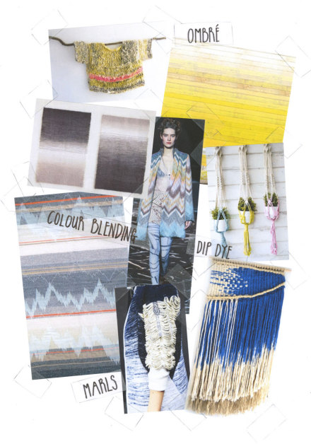 Loving Now: Ombré, Marls & Dip Dye