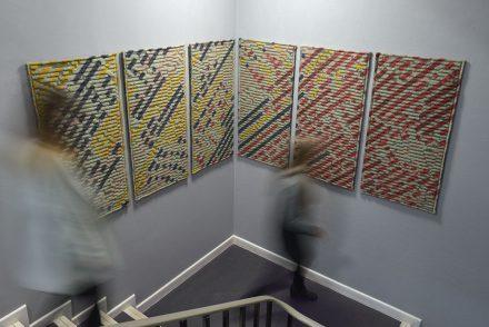 Sneak Peek: MA Design – Knitted Wall Panels
