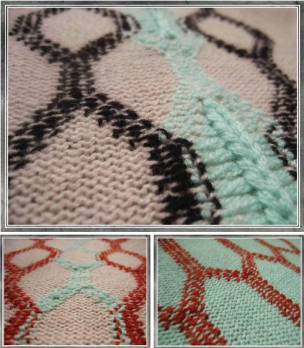 Sneak Peek: Knitted Samples