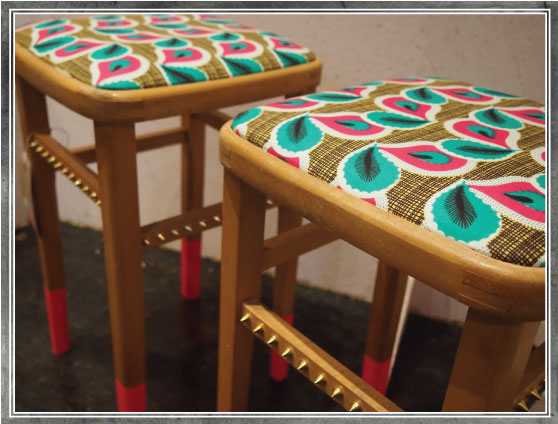Hunk - funky upcycled furniture and home accessories