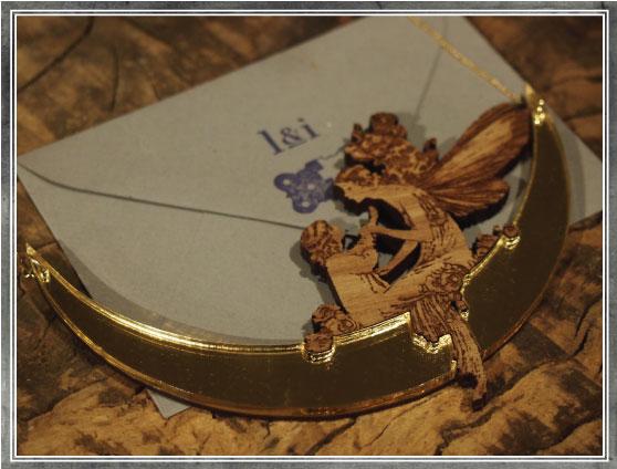 Lili & Ida - stunning laser cut statement jewellery