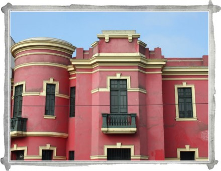 In Sight: Barranco street view – 1