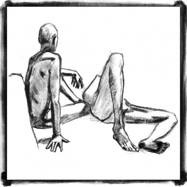 Discovered Again: Male Life Drawing