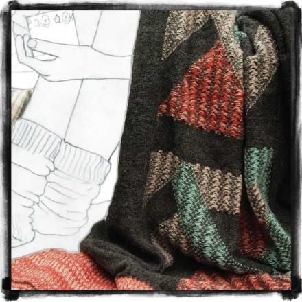 S4CS: Knit Blankets – A/W 2013