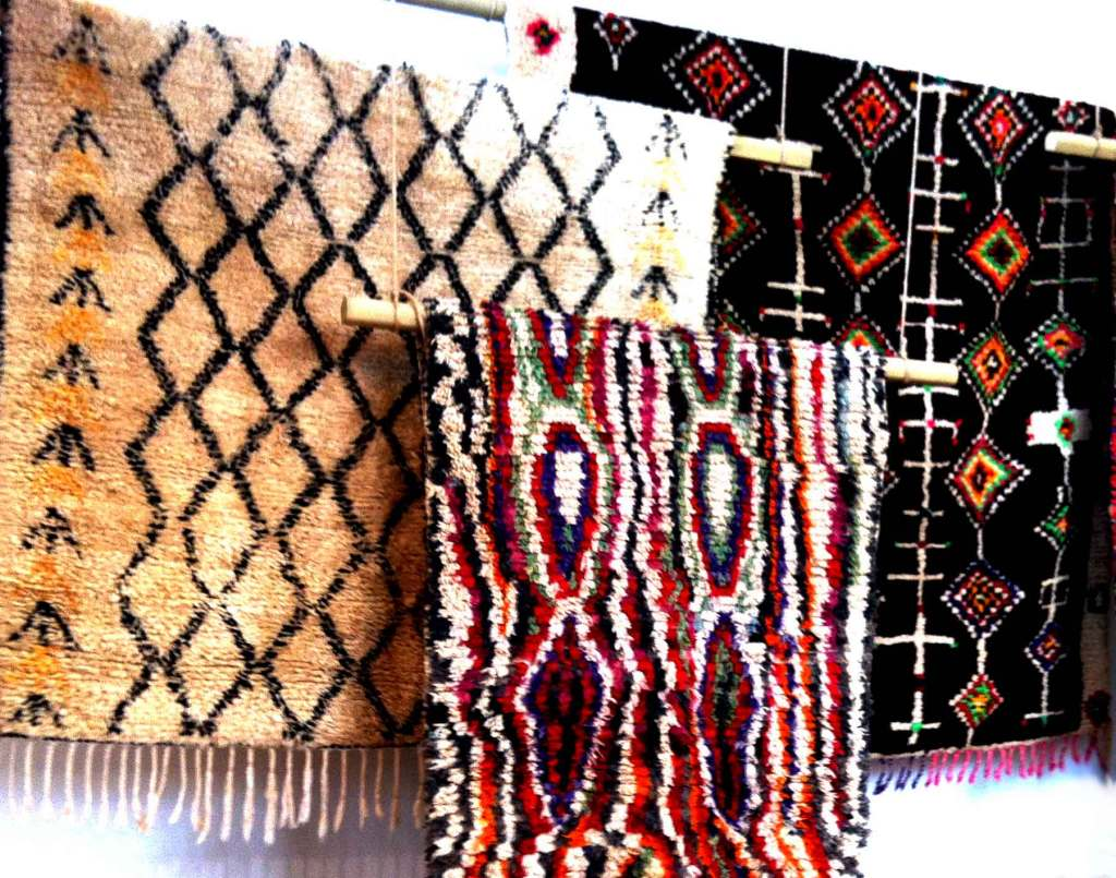 Beldi Rugs at London Design Festival 2014