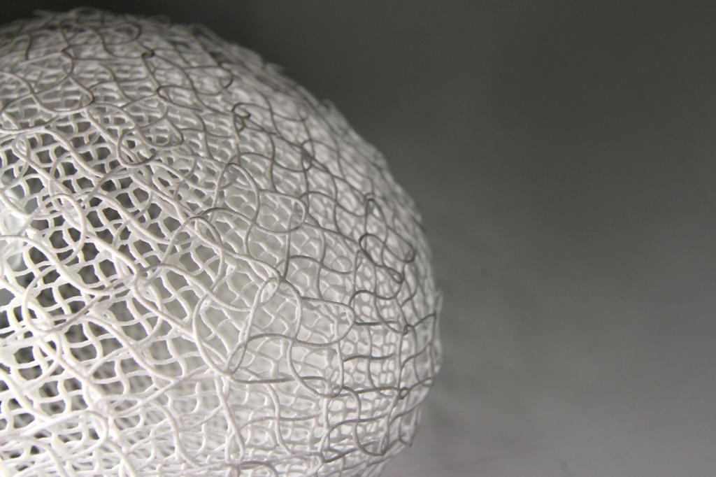 Bradley Rothenberg 3D printed cellular textiles
