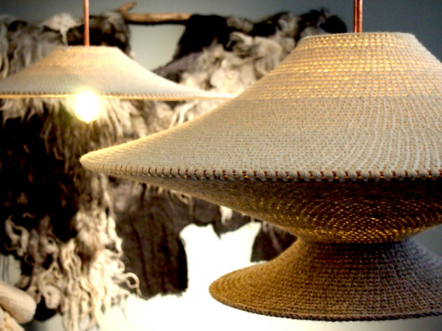 Research: Campaign for Wool Interiors Collection 2014