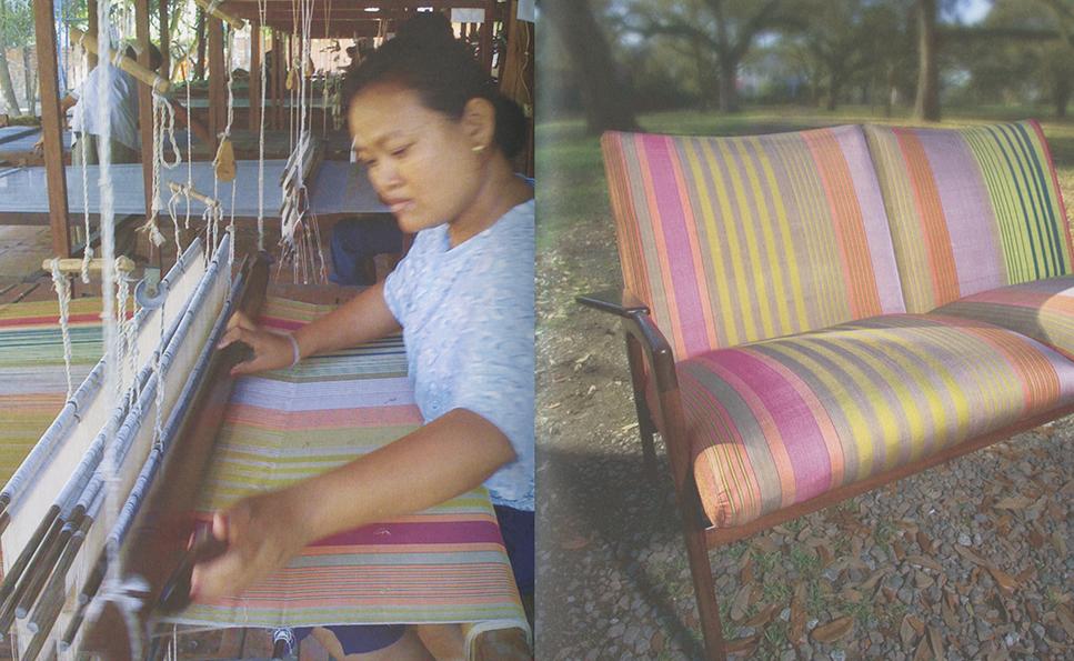 Lulan Artisans woven textiles